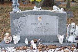 Donald Ray Davis