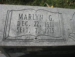 Marlyn G Agee
