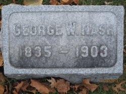 Dr George W. Nash