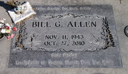Bill Gene Allen