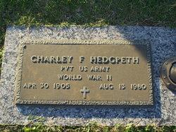 Charley Franklin Hedgpeth
