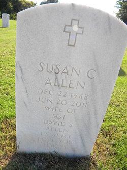Susan Carol <i>Raulston</i> Allen