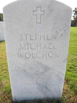 Stephen M. Wolchok