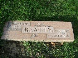Edith P <i>Heller</i> Beatty