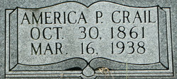 America Parthenia <i>Crail</i> Asbury