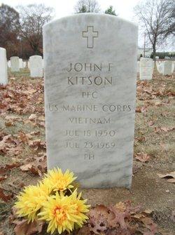 PFC John Francis Kitson