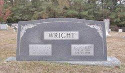 Bessie <i>Hearne</i> Wright