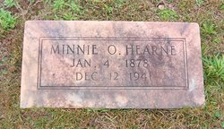 Minnie O Hearne