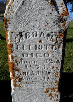 Abram Elliott