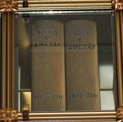 Alphio Adolph Ameday