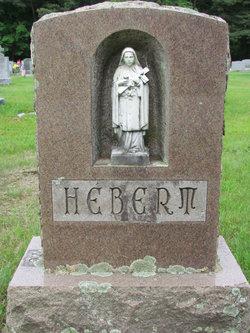 Edna <i>Robillard</i> Hebert