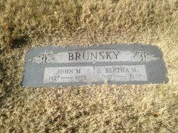 John Matt Brunsky
