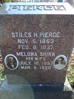 Melora Clarentine Millie <i>Shirk</i> Pierce