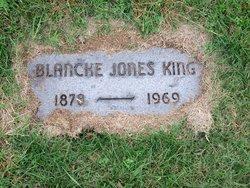 Blanche <i>Jones</i> King