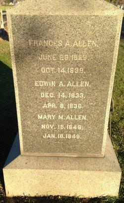 Mary M Allen