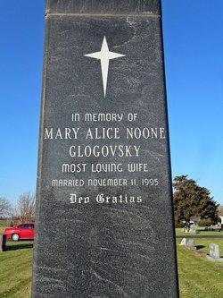 Mary Alice <i>Noone</i> Glogovsky