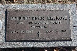 Delbert Dean Ambrose