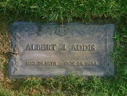 Albert John Addis
