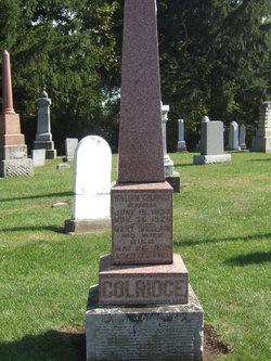 Mary <i>Sinclair</i> Colridge