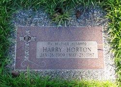 Harry Horton