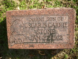 Infant Son Stone
