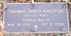 Thomas Odell Buster Ralston