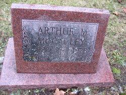 Arthur Marvin Mike McCauley