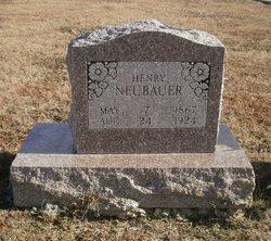Henry Neubauer