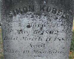 Simon Kobel