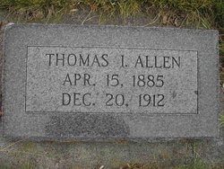 Thomas Isaac Allen, Jr