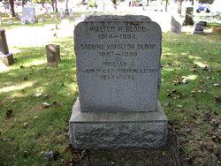 Walter Hastings Blood