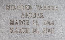 Katie Mildred <i>Tanner</i> Archer