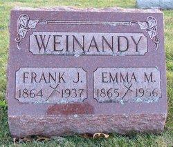 Emma Marie <i>Leininger</i> Weinandy