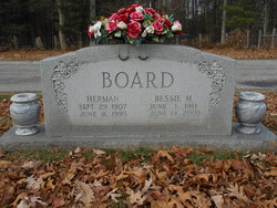 Bessie Marie <i>Hale</i> Board