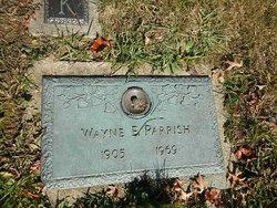 Wayne E Parrish