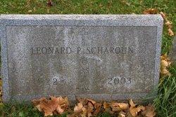 Leonard P Scharoun