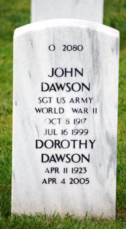 Dorothy Dawson