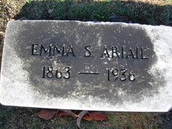 Emma Susan <i>Barrett</i> Ariail