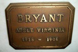 Adele Virginia <i>Rickel</i> Bryant