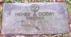 Henry Arnold Godby