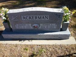 Norma L. <i>William</i> Ackerman