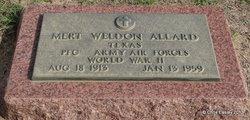 Mert Weldon Allard