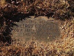 Leroy Edward Pitcher
