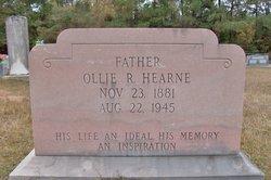 Ollie R Hearne