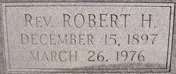Rev Robert H Hearne