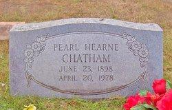 Pearl <i>Hearne</i> Chatham