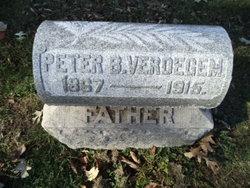 Peter B. Verdegem, Jr