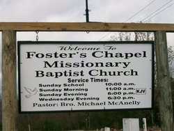 Fosters Chapel Cemetery