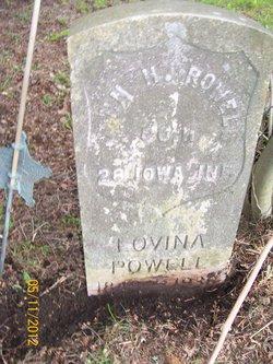 Pvt John H Powell