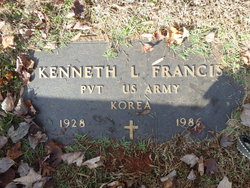 Kenneth Lee Francis
